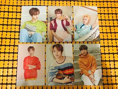 Nct Dream Official Promo Broadcast Chewing Gum Poster -  Jaemin Rare