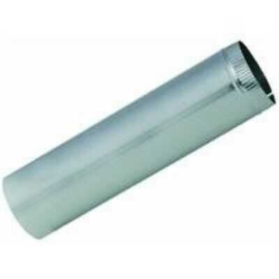 Imperial Mfg Group GV0394 Galvanized Furnace Pipe