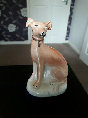 Staffordshire Greyhound mid-to-late 19th Century