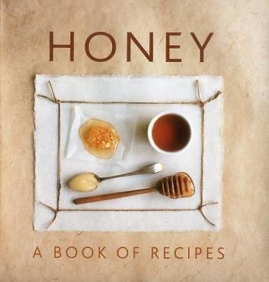 NEW Honey A Book of Recipes by Helen Sudell Hardback Recipe Book Cookbook Gift!