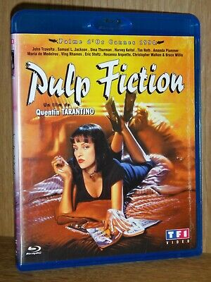 bluray comme neuf - PULP FICTION