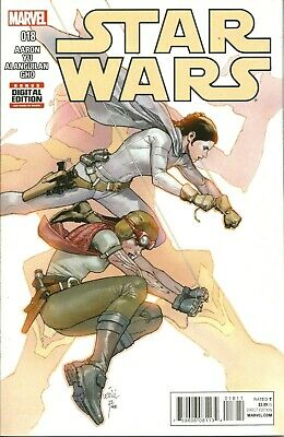 Star Wars #18 (Vol 2) /  Marvel Comics / June 2016 / N/M / 1St Print