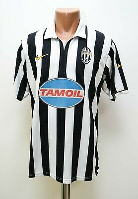 e1c71c021 Juventus Italy 2006 2007 Home Football Shirt Jersey Nike Size L Adult