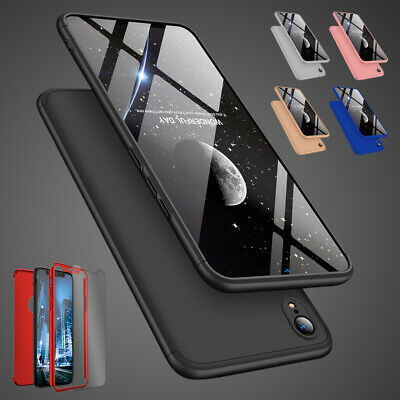For iPhone XR Case Shockproof 360 Bumper Luxury Hybrid Phone Cover