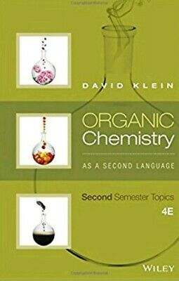 [PDF] Organic Chemistry As A Second Language: Second Semester Topics by Klein 4