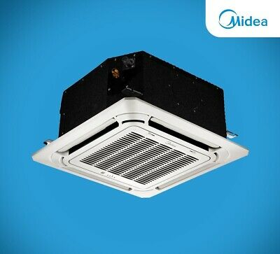 Air Condition Midea 3.5kw Compact round flow Cassette R410A inverter A++