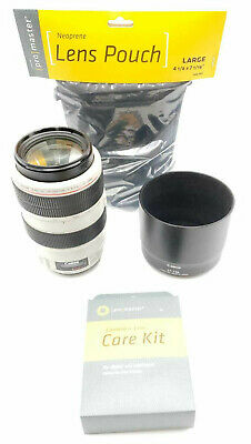 PRE-OWNED Canon EF 70-300mm f4-5.6 L IS USM Lens 70-300/4-5.6 pre-owned