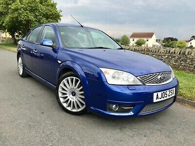 2005 FORD MONDEO 2.2 TDCi ST 155 - FSH - RECENT CLUTCH/FLYWHEEL - GOOD CONDITION