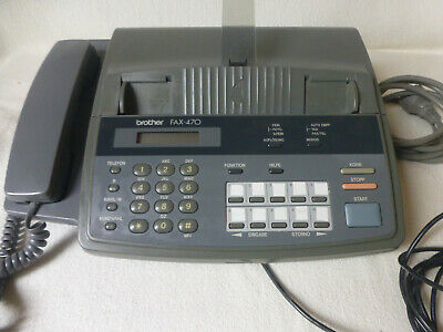 Faxgerät Brother FAX 470