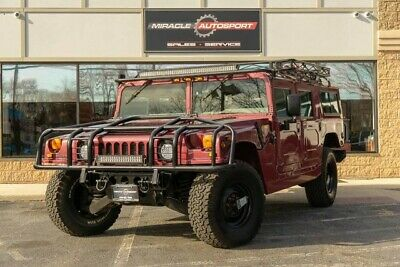 1996 Hummer H1  29k low mile 1 owner free shipping warranty diesel clean carfax finance 4X4