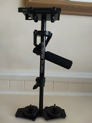 Glidecam XR-1000 With phone cage and weights DSLR for iPhone Android or.camera