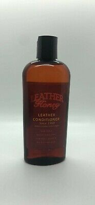 Leather Honey Leather Conditioner, Made in the USA Since 1968*No seal/Never used