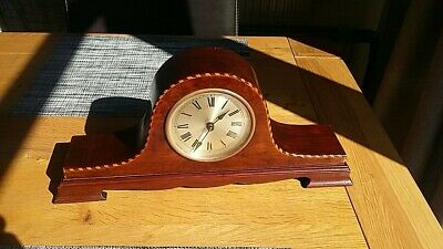 Antique / vintage  Napoleon hat mantle clock
