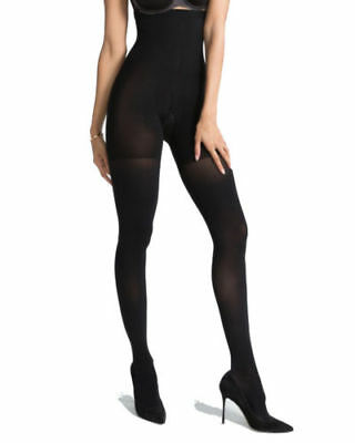 Choose Size SPANX FH4315 High-Waisted Luxe Leg Tights or Luxe Leg FH3915 Black