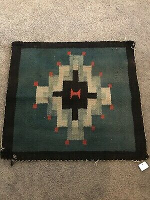 Antique Old Navajo Rug