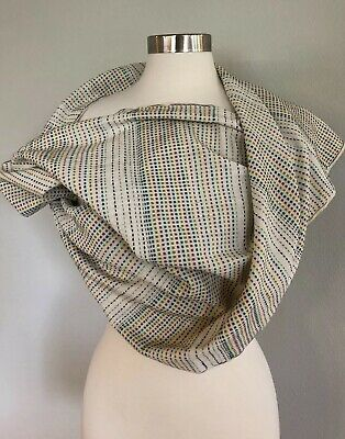 The Honost Co Piece And Co Nursing Cover/Scarf Organic Cotton Nwot Awesome!!