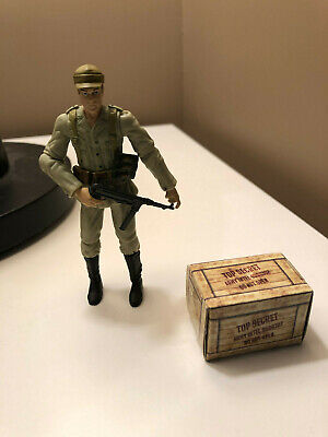 German Solidier - Indiana Jones Raiders of the Lost Ark figure loose
