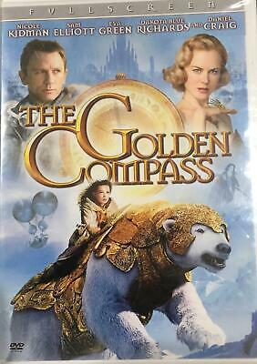 The Golden Compass (DVD, 2008) Brand New Sealed Region 1 USA