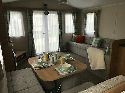 BRAND NEW Static Caravan Holiday Home on Peaceful Park in North Devon near Bude