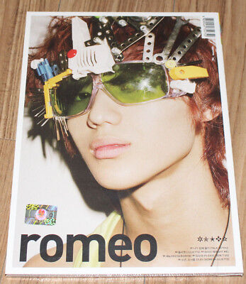 SHINEE Romeo 2ND MINI ALBUM TAEMIN VERSION K-POP CD SEALED