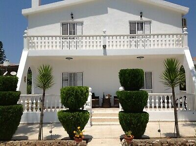 Luxury well maintained family villa Location Kervansaray Northern Cyprus.