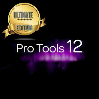 Avid Pro Tools HD v12 for windows lifetime activated Email delivery