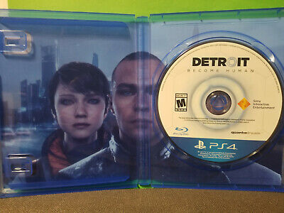 Detroit: Become Human ~ PS4