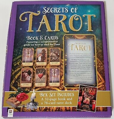 Secrets of Tarot: Book and Cards