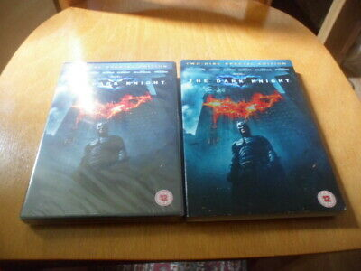 the dark knight two disc special edition dvd