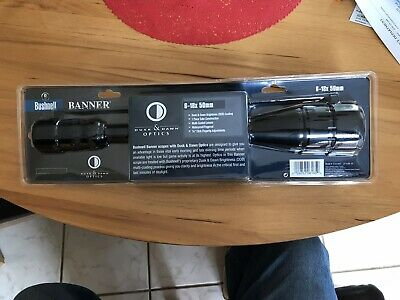 Bushnell 716185 Banner 6-18x 50mm Rifle Scope