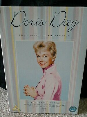 Doris Day dvds the essential collection