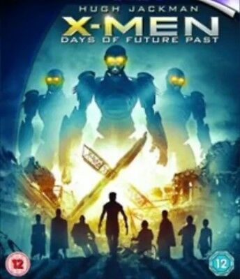 X-Men: Days of Future Past (2D Blu-ray 2014 ) Nearly new condition Region Free.