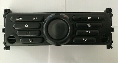 R50 R53 Mini Cooper S One Automatic Air Conditioning Control Panel