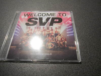 CD Welcome to SVP