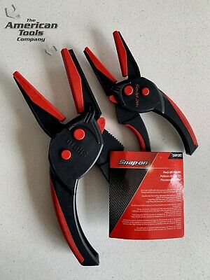 *NEW* Snap On 2-pc Hose Pinching/Pinch Off Pliers Set Kit SHP2KT