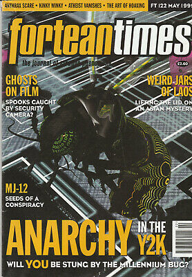 FORTEAN TIMES Magazine May 1999 - Anarchy In The Y2K