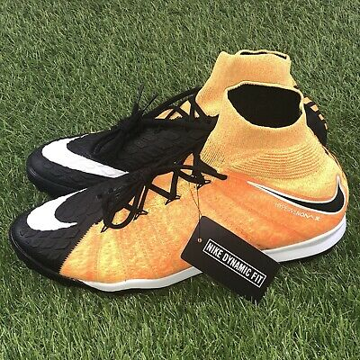 334d73979 Nike HypervenomX Proximo II DF TF Size 10.5 Soccer Indoor Turf Shoes  852576-801