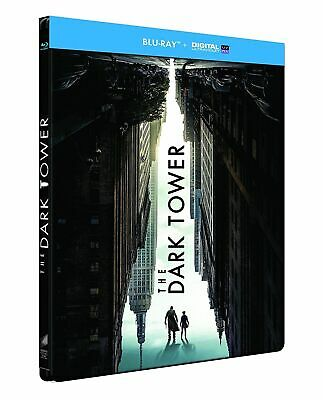 "Dark Tower ""La Tour Sombre"" - Steelbook"" Bluray + Copie Uv - Neuf Sous Blister"