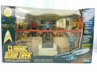 1993 Star Trek Classic Collector Figure Set by Playmates NIB* 6090