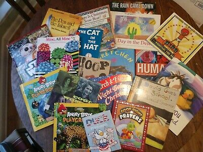 Story Time Bundle / Lot of 20 Story Books for toddlers and young children