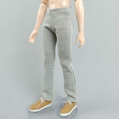 1/6 Doll Clothes Fashion Kahki Handmade Pants For Ken Male Doll Trousers Kids