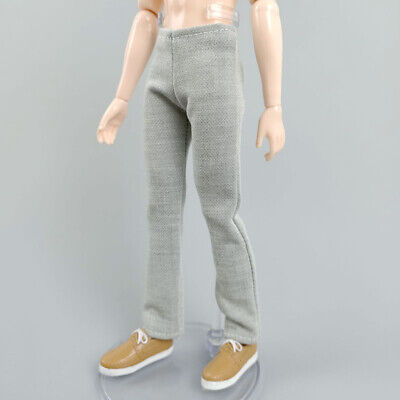 Handmade Casual Wear Pants For Ken Doll Trousers For 1/6 Ken Male Doll Clothes