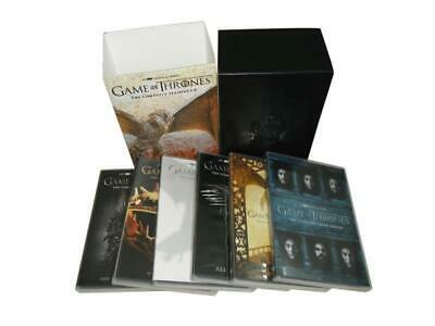 GAME OF THRONES 1 - 6 FULL Series DVD Box 1 2 3 4 5 6 Set Region 1 - BRAND NEW