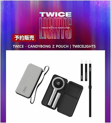 [PRE-ORDER] TWICE - CANDYBONG Z POUCH | TWICELIGHTS TWICE OFFICIAL GOODS Treack