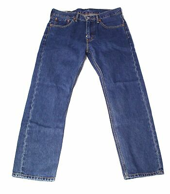Levi Strauss & Co. NEW Blue Mens Size 33x30 Classic Straight Leg Jeans $45 023