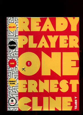 Cline, Ernest: Ready Player One HB/DJ 1st/1st