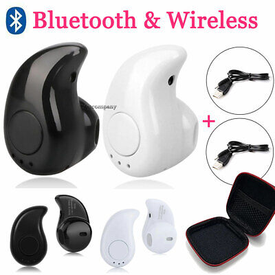 Wireless Bluetooth Headset Earbuds In-Ear For Samsung S10e S9 S8+ S6 S7 Note 9 8