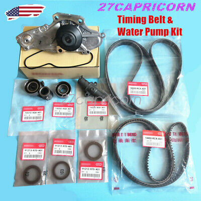 NEW Timing Belt & Water Pump Kit Fit For Honda / Acura V6 Accord Odyssey MDX