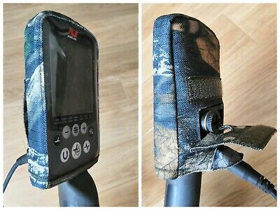 """The rainproof and dirtproof cover case for Minelab Equinox 600/800 """"Forest"""""""