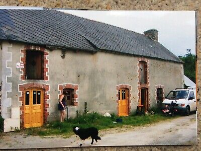 Property for sale in Brittany, picturesque house and land ready for renovation